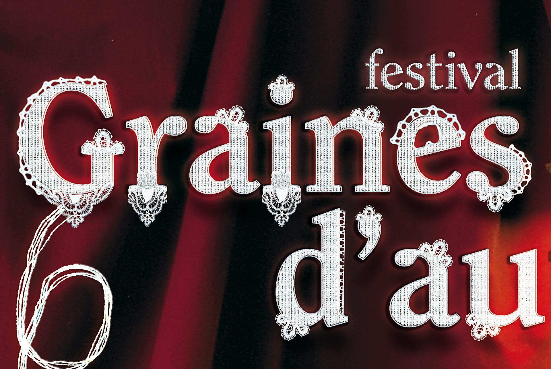 Affiche Festival Graines d'Automne