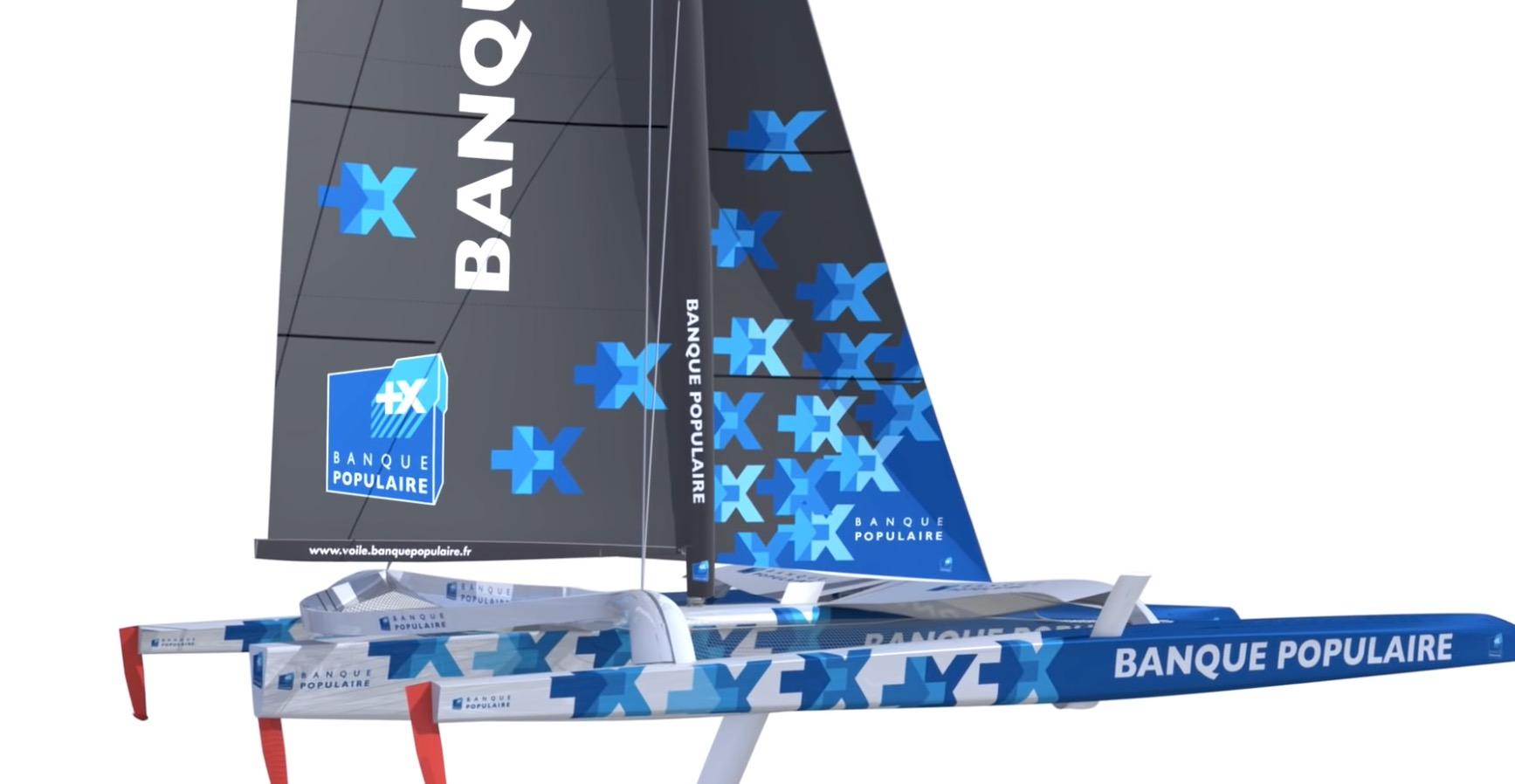 Maxi Solo Banque Populaire IX | agence logo