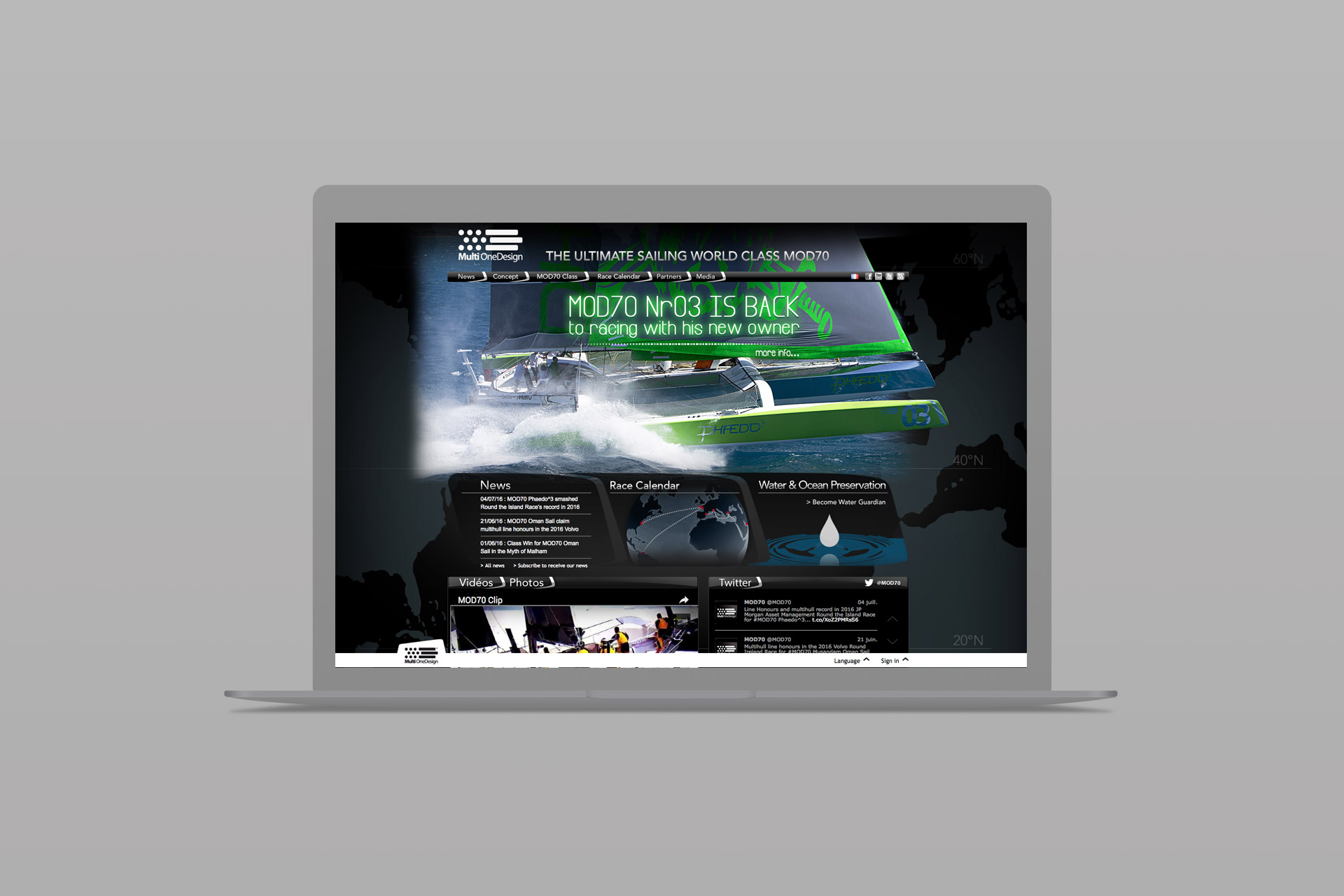 Site internet-MultiOneDesign
