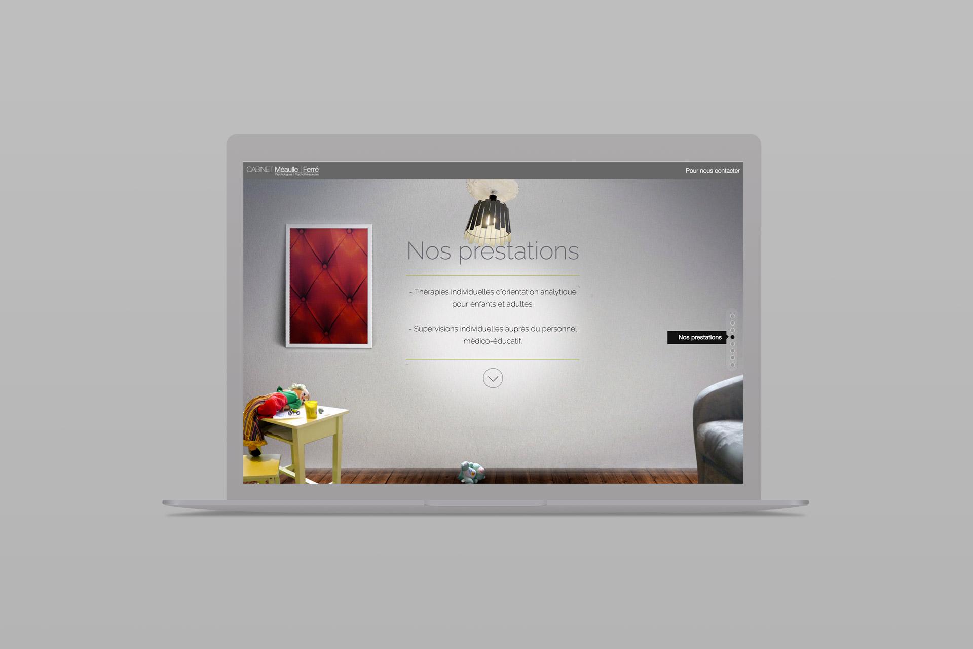 Site internet-Cabinet Méaulle-Ferré