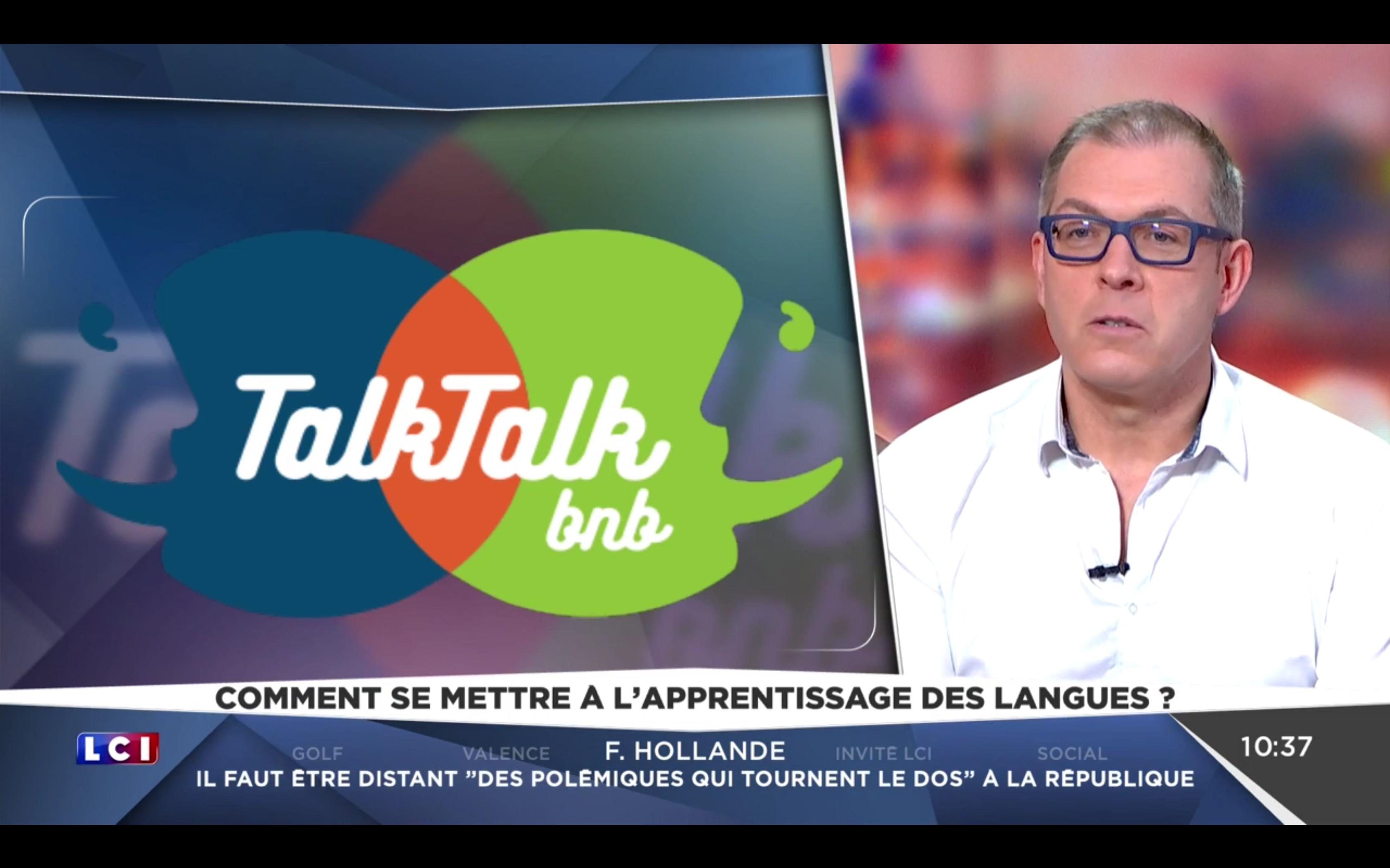 talktalkbnb-lci | agence logo