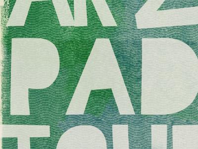 Arz Paddle Tour