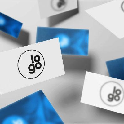 Création d'identité visuelle, logo et charte graphique de agence logo